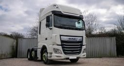 DAF FTG XF 530 Super Space, Tractor Unit