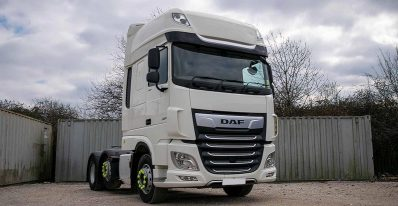 DAF FTG XF 480 Super Space, Tractor Unit