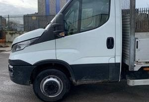 IVECO Daily, 7.2T  Day Cab, Dropside full