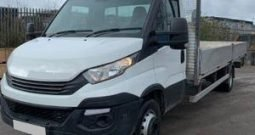 IVECO Daily, 7.2T  Day Cab, Dropside