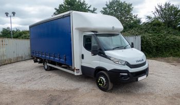 Iveco Daily 70C18 Curtain Side with Tail Lift 2019 (19) full
